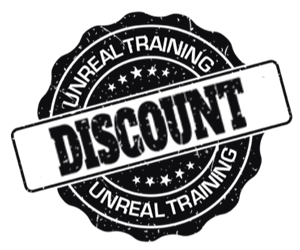 Unreal Training for free